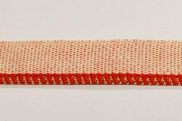 141 Punainen + Kulta / 50 cm